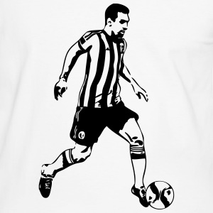 Soccer T-Shirts - Men's Ringer Shirt