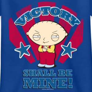 Family Guy Stewie Griffin Victory Teenager T-Shirt - Teenager-T-shirt