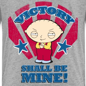 Family Guy Stewie Griffin Victory Teenager T-Shirt - Premium-T-shirt tonåring