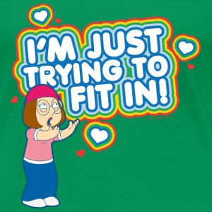Family Guy Meg Griffin Fit In Women T-Shirt - Koszulka damska Premium