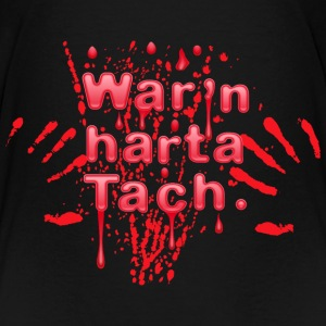 Warn harta Tach T-Shirts - Teenager Premium T-Shirt