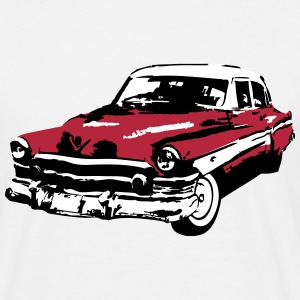 USA Car T-Shirts - Männer T-Shirt
