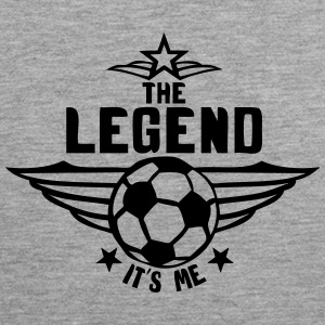 football legend  its me logo Sports wear - Men's Premium Tank Top