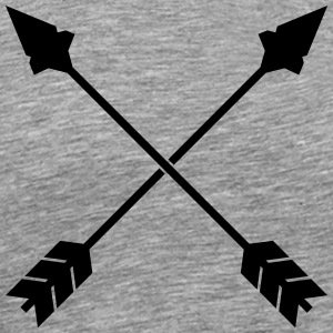 arrows T-Shirts - Men's Premium T-Shirt