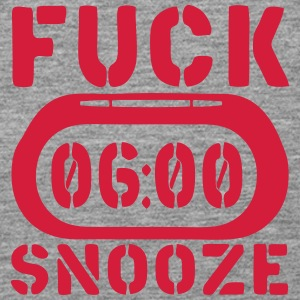 clock fuck snooze Tops - Women's Premium Tank Top