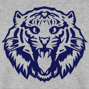 tiger _2502 Hoodies & Sweatshirts - Men's Sweatshirt