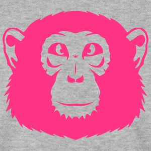 Head monkey chimpanzee 12 Hoodies & Sweatshirts - Men's Sweatshirt