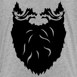 beard 0 Shirts - Kids' Premium T-Shirt