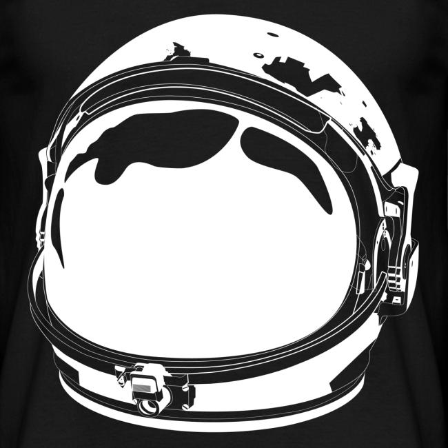 The White Cosmonaut (Men's short sleeve)