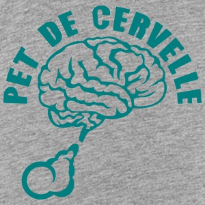 pet de cervelle citation expression Tee shirts - T-shirt Premium Ado