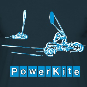 powerkite ombre (2 coleurs) Tee shirts - T-shirt Homme