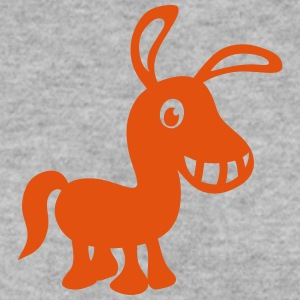 Pony animal drawing 2 Hoodies & Sweatshirts - Men's Sweatshirt