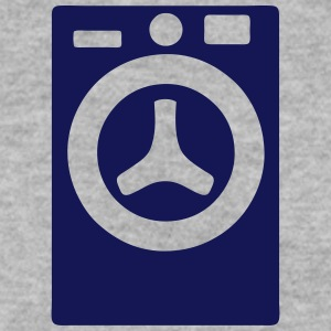 Washing machine wash icon Hoodies & Sweatshirts - Men's Sweatshirt