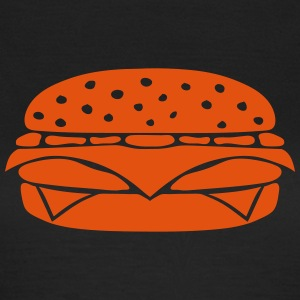 Hamburger Symbol Burger 2202 T-Shirts - Frauen T-Shirt
