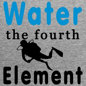 Water the fourth Element - Jersey-Beanie