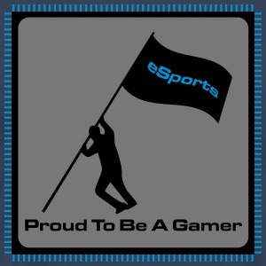 Proud To Be A Gamer - eSports - Männer Premium T-Shirt