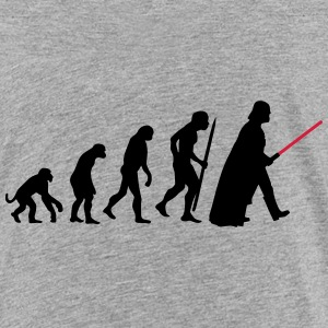 Evolution  lightsaber Shirts - Kids' Premium T-Shirt