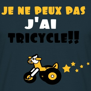 j'ai tricycle Tee shirts - T-shirt Homme