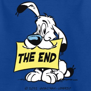 Asterix & Obelix - Idefix 'The End' Teenager T-Shi - Teenager T-Shirt