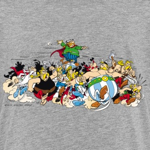 Asterix & Obelix attack Teenager T-Shirt - Camiseta premium adolescente