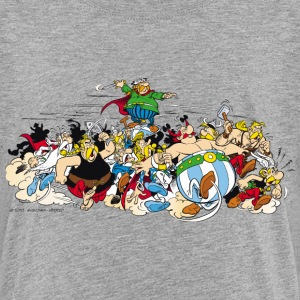 Asterix & Obelix attack Kid's T-Shirt - Premium T-skjorte for barn
