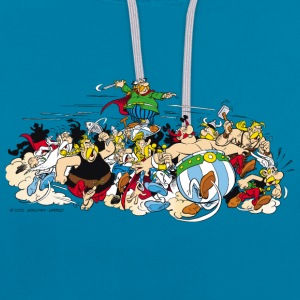 Asterix & Obelix  - Sweat-shirt contraste