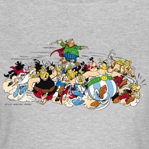Asterix & Obelix Attacke Frauen T-Shirt - Frauen T-Shirt