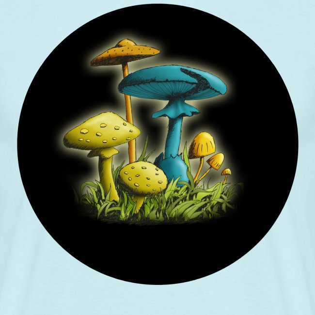 Mushrooms (Org. Color)