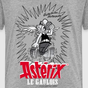 Asterix & Obelix - Asteriy Dynamik Teenager T-Shir - Teenager Premium T-Shirt