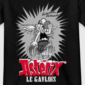 Asterix & Obelix - Asteriy Dynamik Teenager T-Shir - Teenager T-Shirt