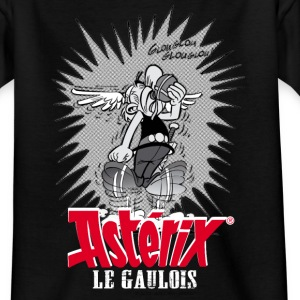 Asterix & Obelix - Asteriy dynamics Teenager T-Shi - Teenager-T-shirt