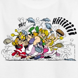 Asterix & Obelix Teenager Frauen T-Shirt - Teenager T-Shirt