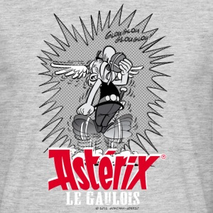 Asterix & Obelix - Asteriy dynamics Men's T-Shirt - Herre-T-shirt