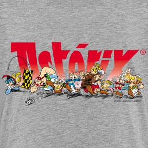 Asterix & Obelix Start for the Run Teenager T-Shir - Maglietta Premium per ragazzi