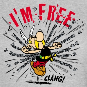 Asterix & Obelix - Asterix 'I'm Free' Women's - Camiseta mujer
