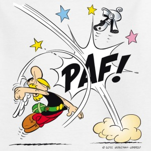 Asterix & Obelix - Asterix fist Teenager T-Shirt - Teenage T-shirt
