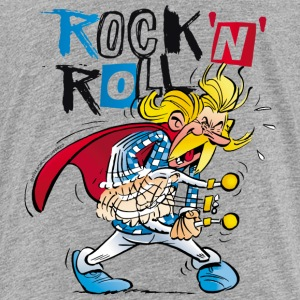 Asterix & Obelix - Troubadix Rock'n' Roll Teenager - Teenage Premium T-Shirt