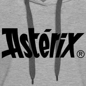 Asterix & Obelix - Asterix Logo Sweat-shirt  - Sweat-shirt à capuche Premium pour femmes