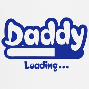 daddy loading Progress bar 0 Delantales - Delantal de cocina