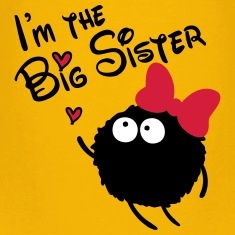 I'm the big sister Kids' Premium T-Shirt