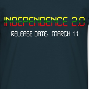 lithuanian Independence 2.0 T-shirt - Men's T-Shirt