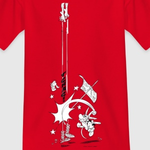 Asterix & Obelix Tchac! Teenager T-Shirt - Teenager T-shirt