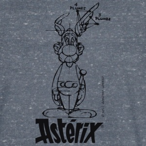 Asterix & Obelix - Asterix model Mänenr T-Shirt - Men's V-Neck T-Shirt