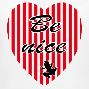 Be Nice - Frauen Bio-T-Shirt