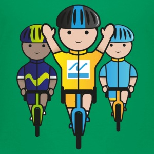 Mini-Racers-Finish Shirts - Kids' Premium T-Shirt