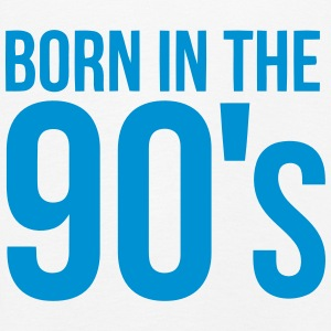 BORN IN THE 90S Long Sleeve Shirts - Kids' Premium Longsleeve Shirt
