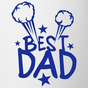 Best dad explosion 802 Mugs & Drinkware - Mug