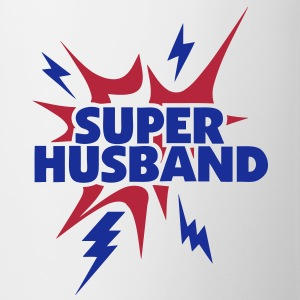 super husband Lightning thunder 80 Mugs & Drinkware - Mug