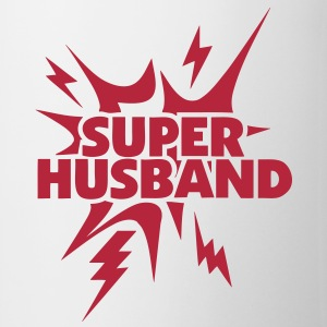 super husband Lightning thunder 28 Mugs & Drinkware - Mug