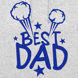 best dad explosion 802 Sweat-shirts - Sweat-shirt à capuche unisexe